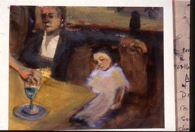 Daughter to an Absinth drinker, study 1998