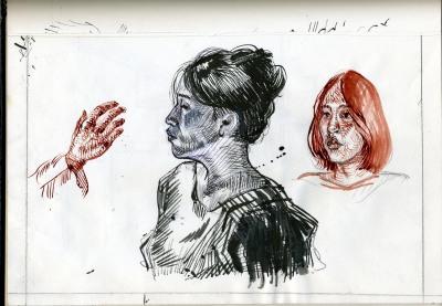 Ink studies of Ty