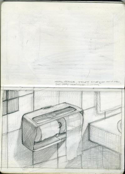 toilet paper study